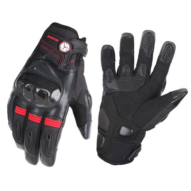 Găng tay moto được nhiều bạn trẻ tin dùng vì đảm bảo sự an toàn cao