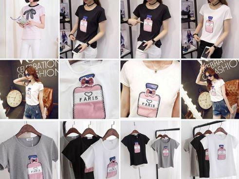 tìm quần áo Quảng Châu phù hợp