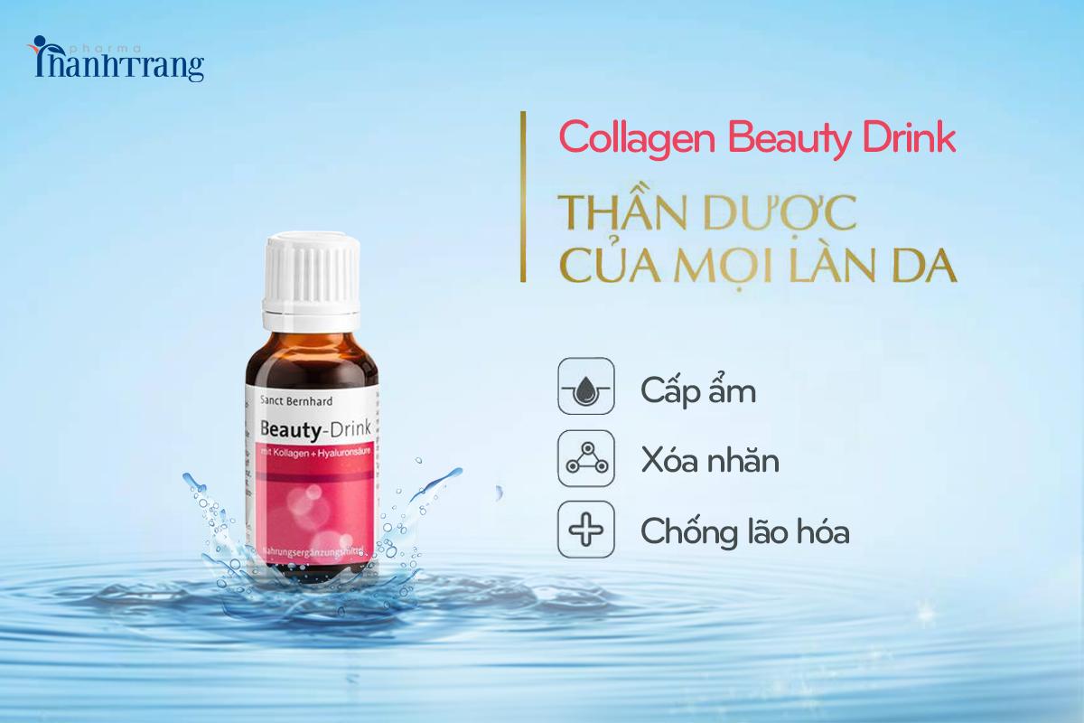 Collagen Beauty Drink chống lão hóa hoàn hảo
