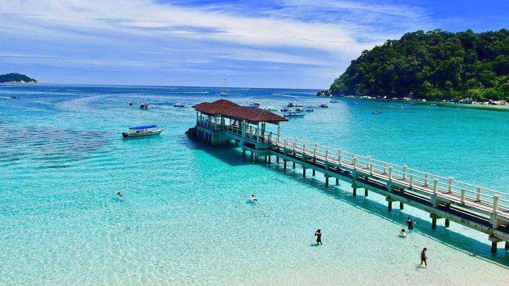 Holidays at Pulau Perhentian Hotel