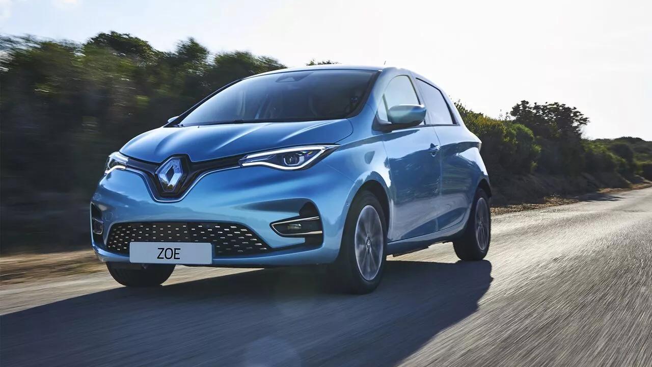 A nova geração do Renault Zoe chegou recentemente ao Brasil. (Imagem: Renault/Divulgação)