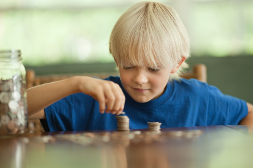 entrepreneurship allows kids to value money