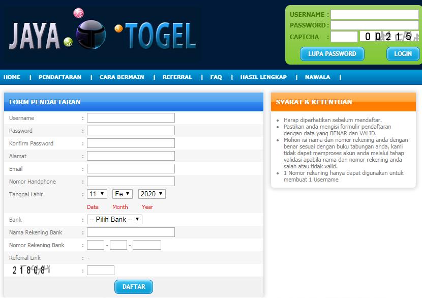 cara-daftar-togel-online-jayatogel