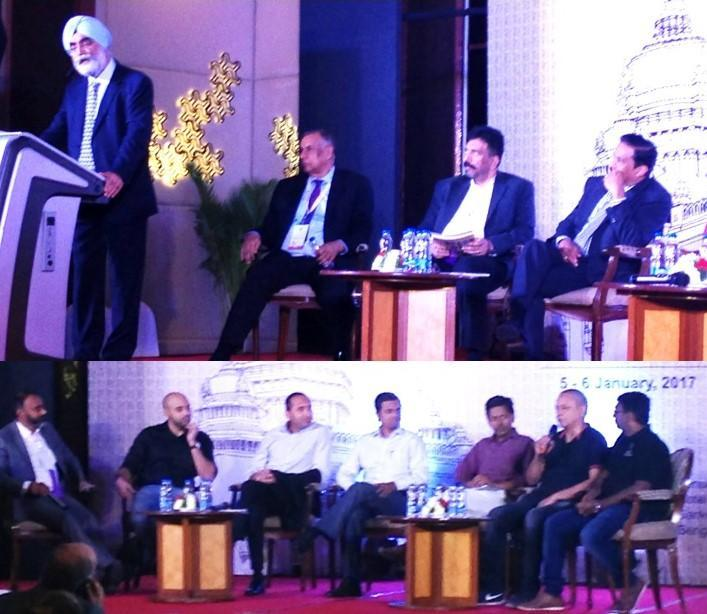 GOPIO Conference Sessions in Progress at Bangalore Convention