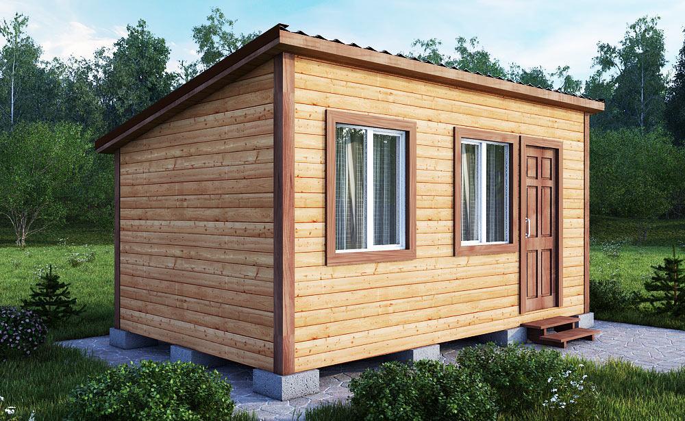 строительство модульных домиков