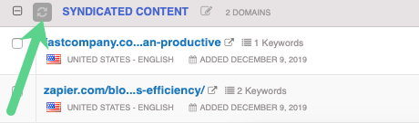 sync domains in authoritylabs