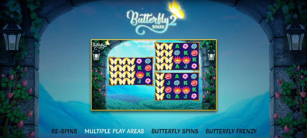Butterfly Staxx 2 features
