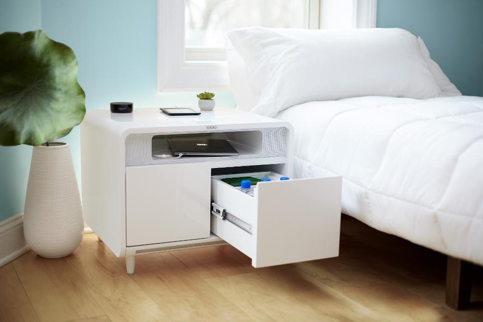 Thiết kế nội thất thông minh cho phòng ngủ