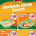 Discover Merienda Sarap Savers at MangInasal