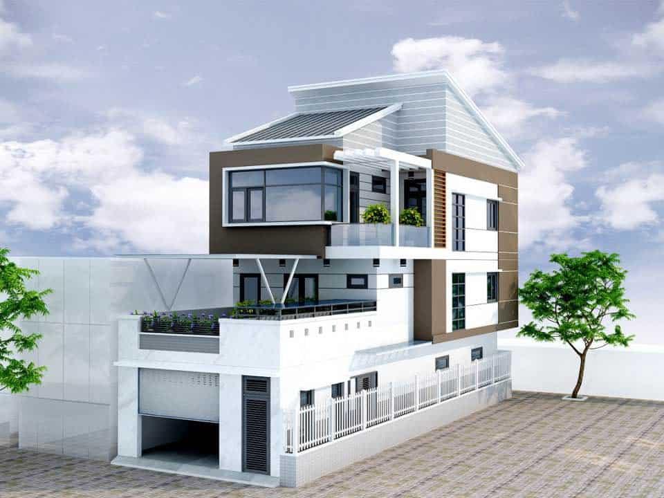 Ngôi nhà hoàn thiện, tiết kiệm ngân sách