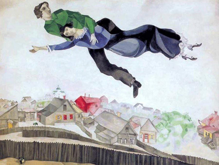 10 неизвестных: век Марка Шагала – Москва 24, 11.07.2016