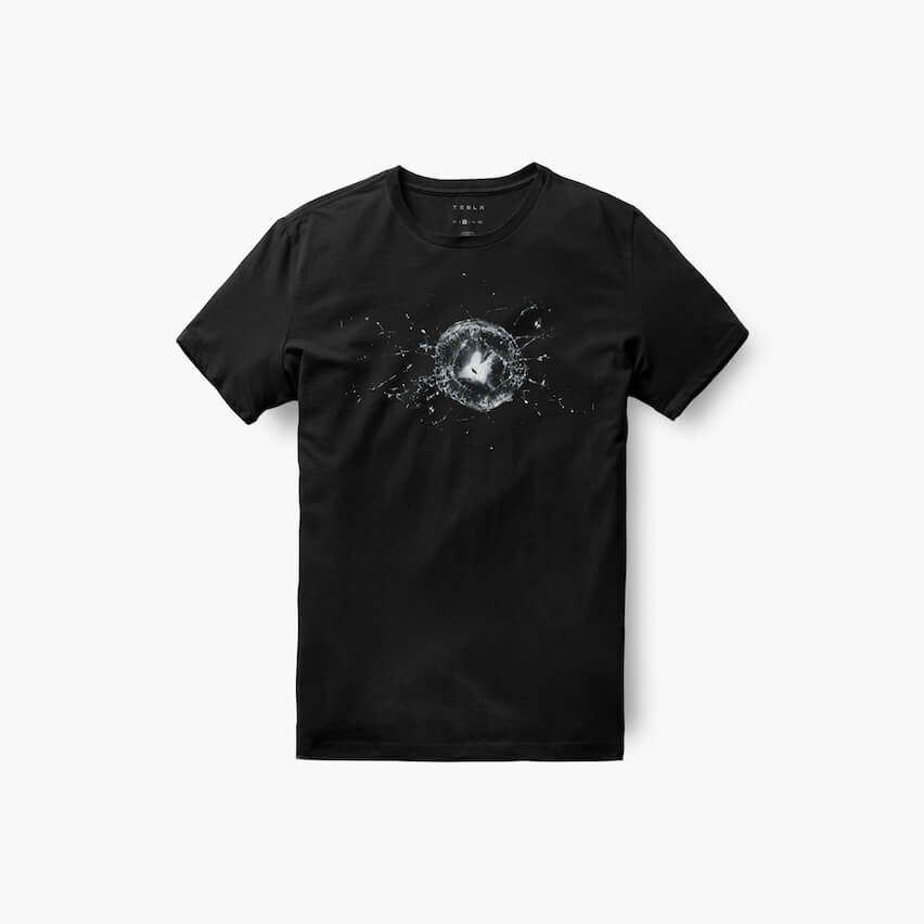 Men's Cybertruck Bulletproof Tee