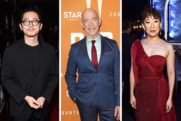 Invincible': Steven Yeun & J.K. Simmons Top Voice Cast For Kirkman Amazon  Series – Deadline