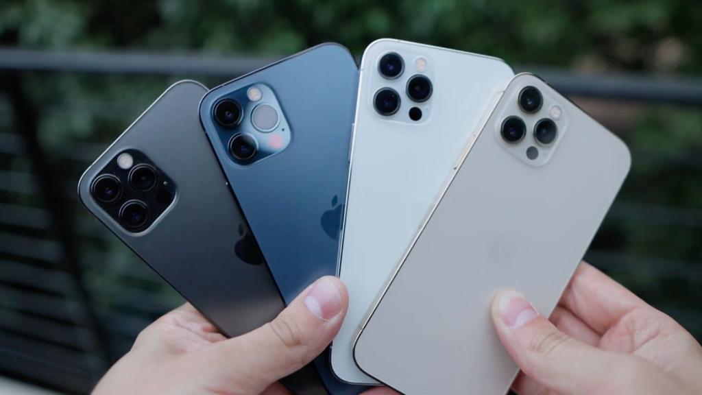 iPhone 12 pro max: какой выбрать цвет