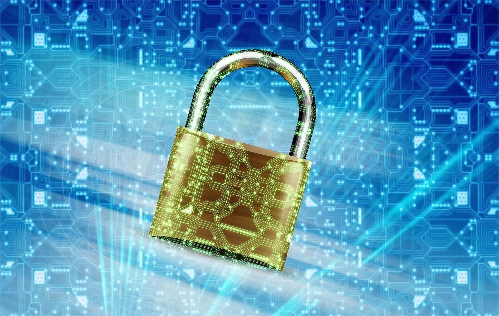 Blockchain privacy lock