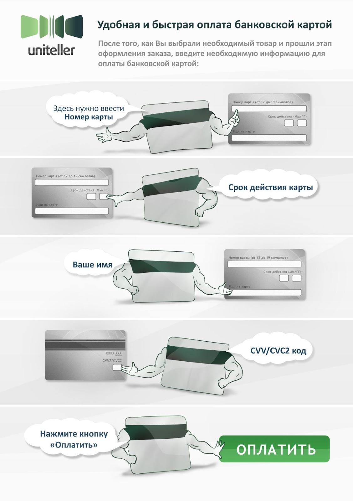 \\Begemotov\azshop\Polubnev\Интернет-эквайринг Uniteller\Инструкция по оплате банковской картой\Оплата картой онлайн.jpg