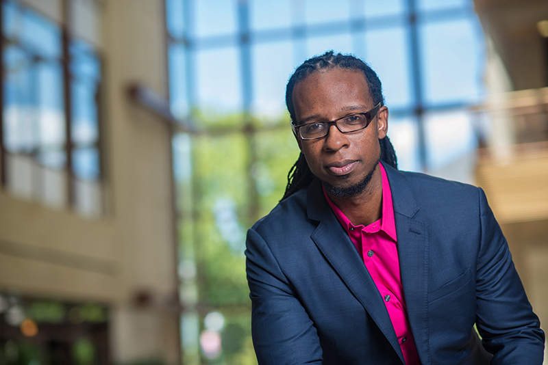 Photo of author Ibram X. Kendi