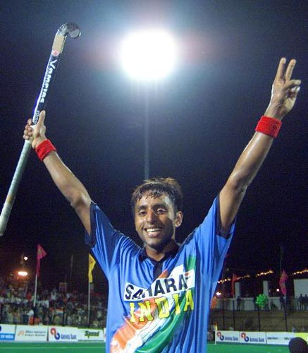 Gagan Ajit Singh Indian Hockey