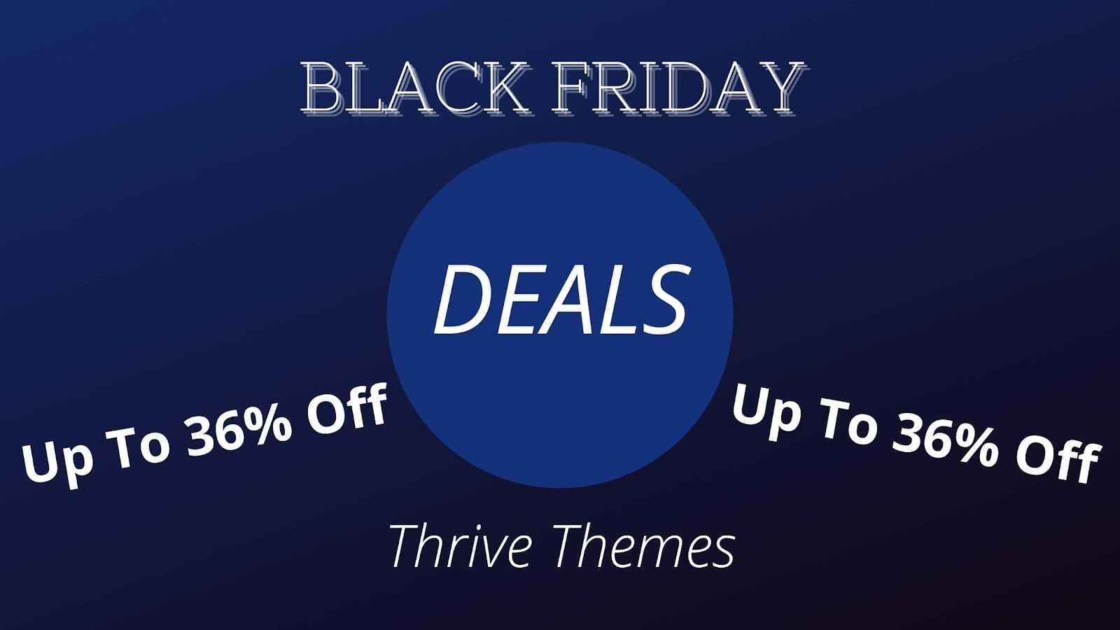 Thrive Themes: Get Up To 36% Off