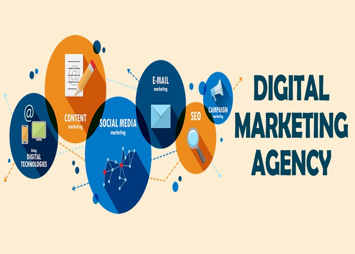 Công việc của 1 công ty digital marketing rất phong phú