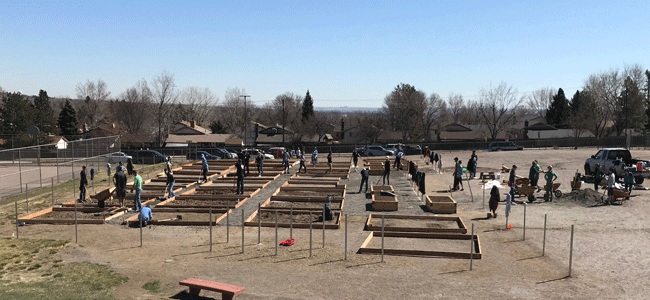 North Arvada Community Garden