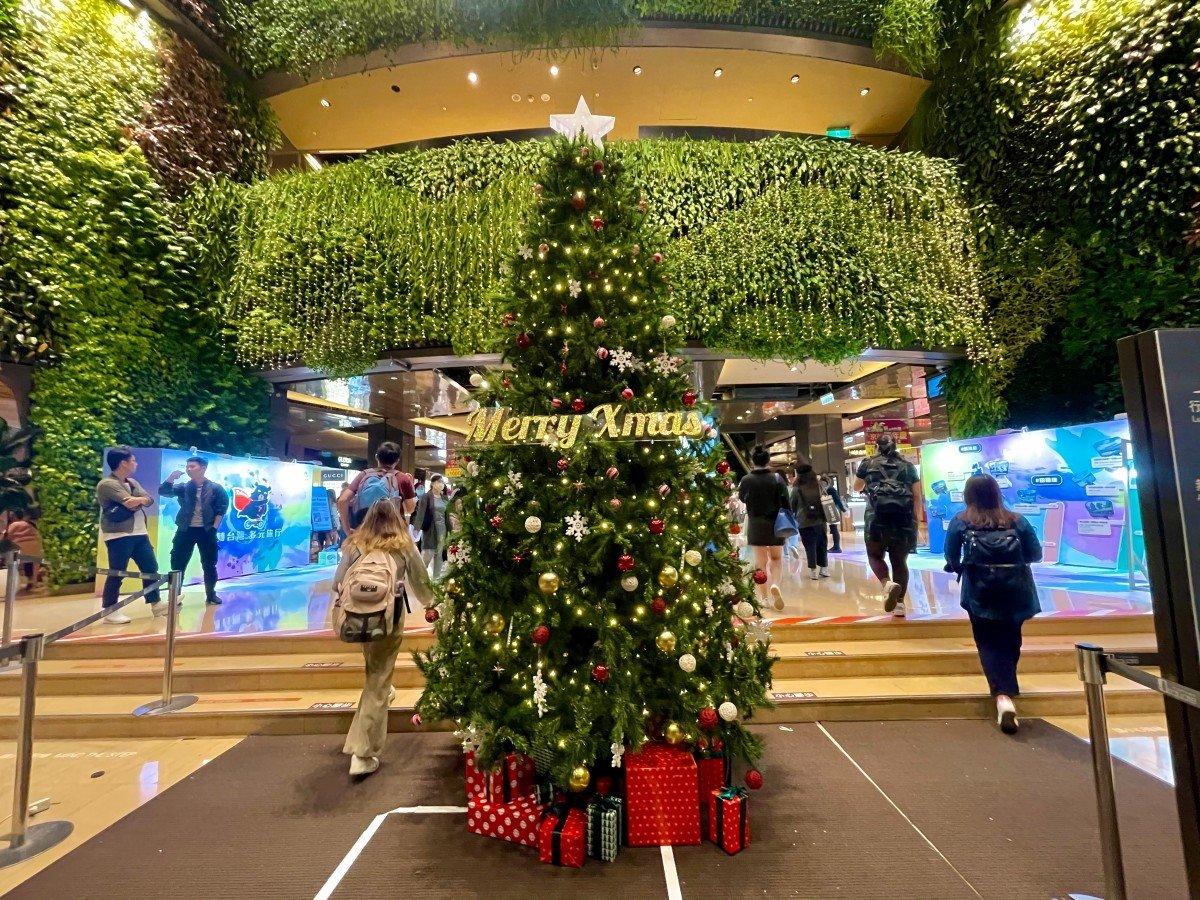 2020聖誕節 活動 景點 台北 聖誕市集