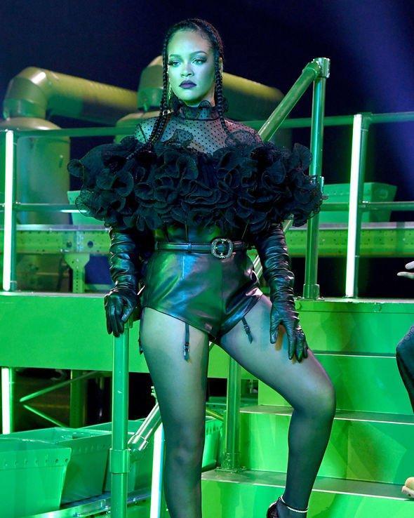 Rihanna's Savage x