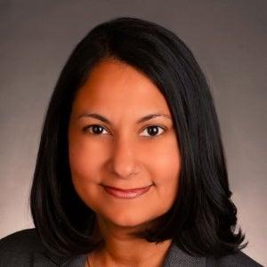 Neha Sampat CEO at Contentstack headshot
