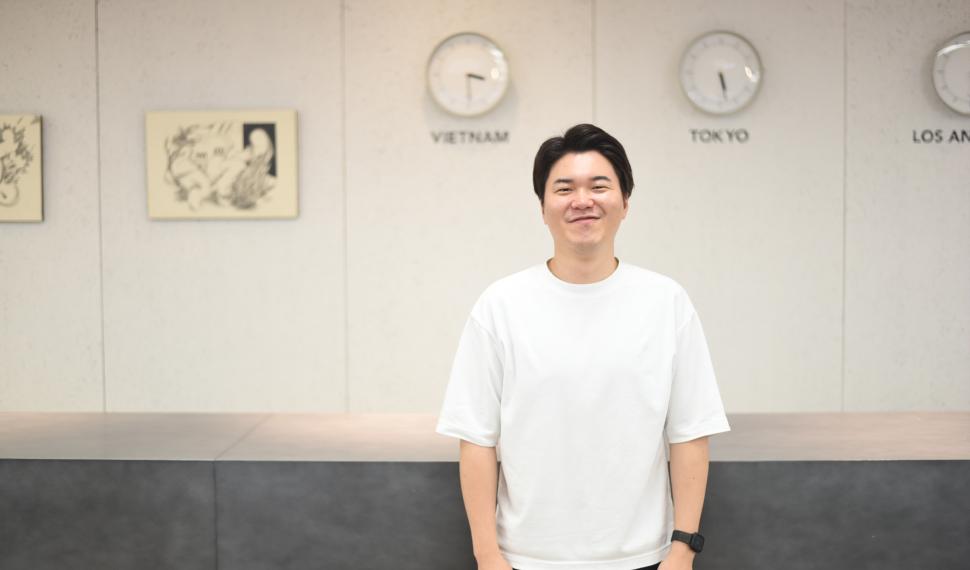 大谷元輝|株式会社SUPER STUDIO Corporate Design group / group manager