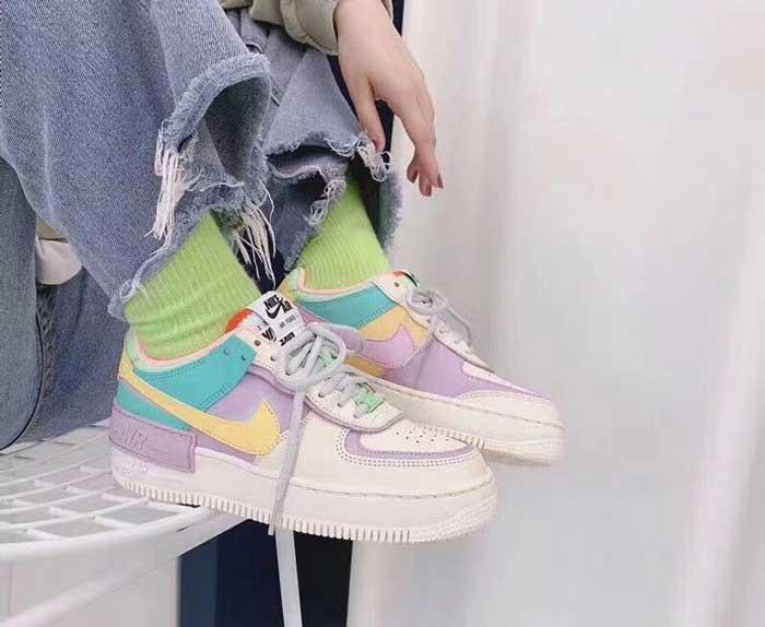 mẫu giày nike nữ mới nhất 2020