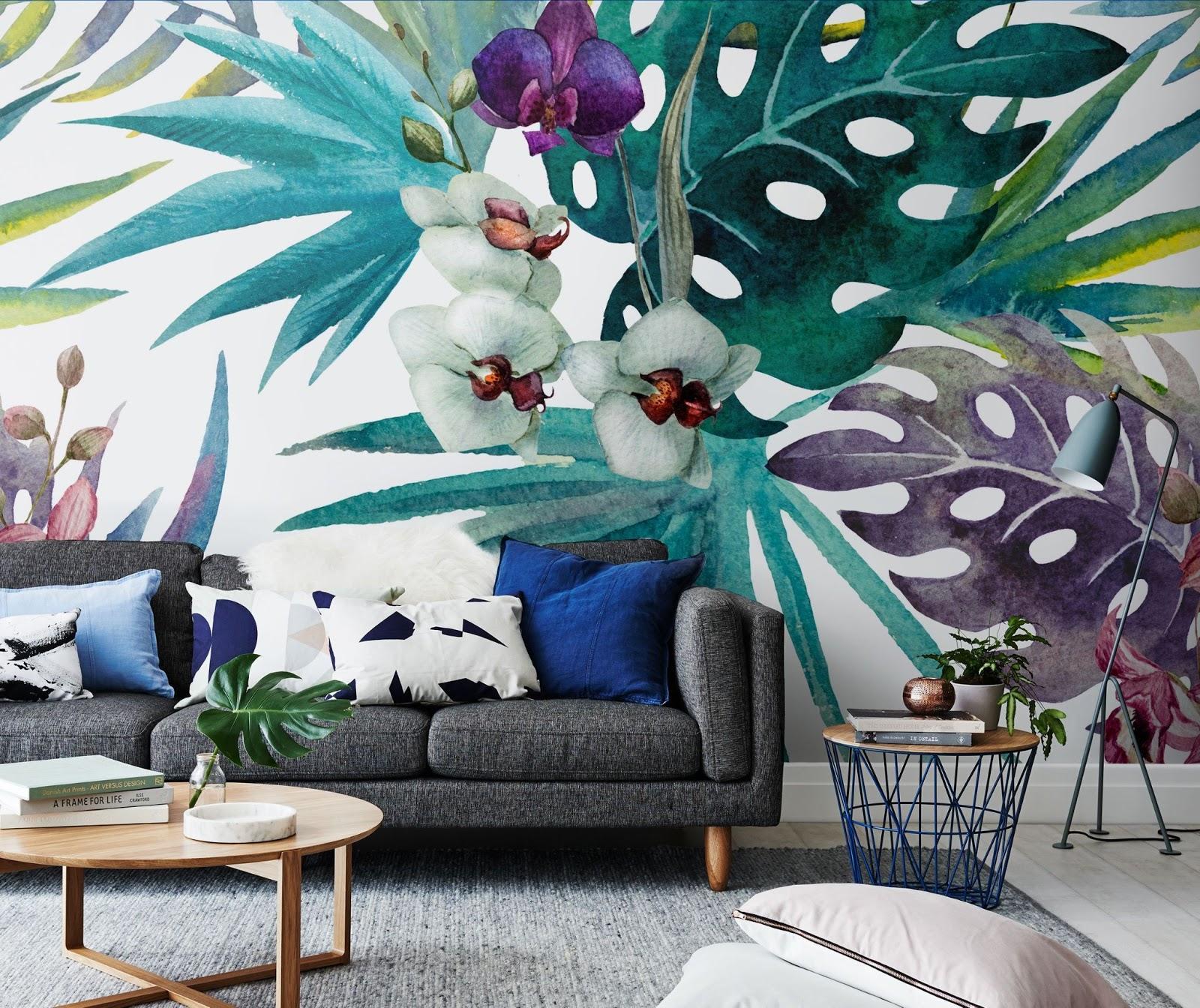 Sơn hiệu ứng Waldo-Vẽ tường trang trí