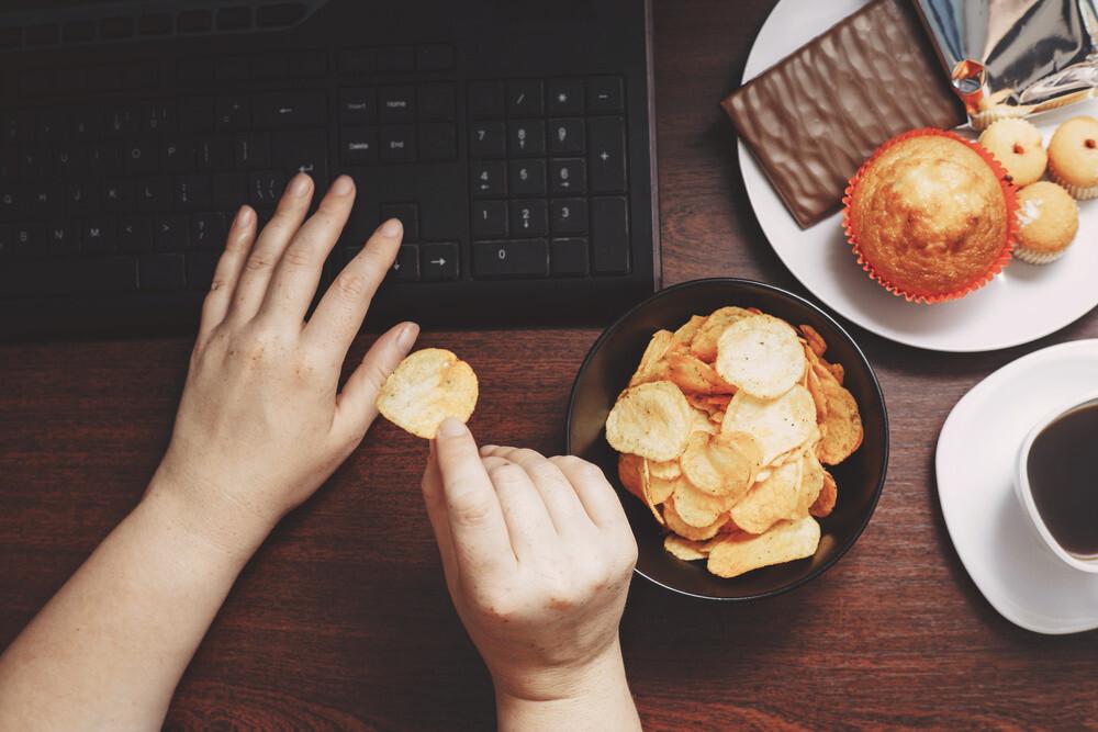 Bangun mood yang menyenangkan saat kuliah online