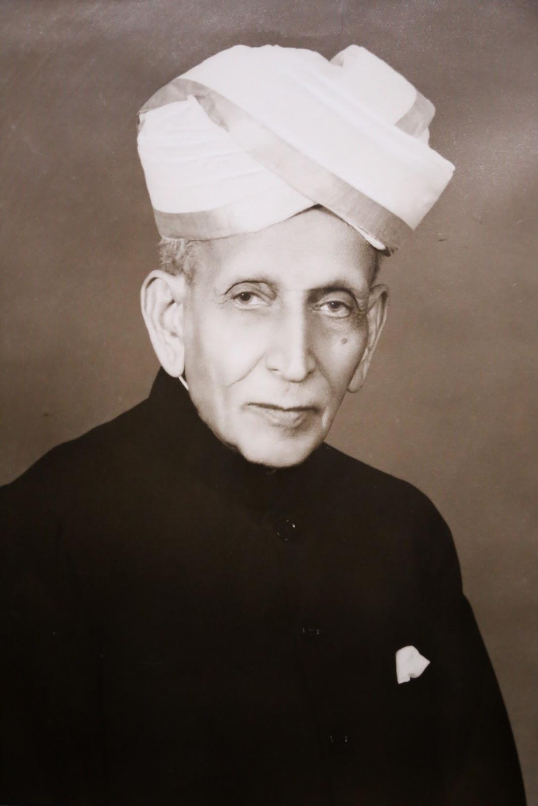 sir mokshagundam visvesvaraya essay Mokshagundam vishveshwariah, kcie,, (popularly known as sir mv 15 september 1860 – 14 april 1962 was a notable indian engineer, scholar, statesman and the diwan of mysore during 1912 to 1918 he was a recipient of the indian republic's highest honor, the bharat ratna, in 1955.