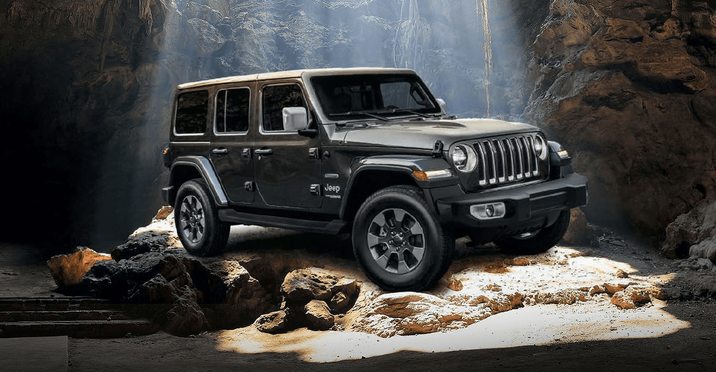 Jeep Wrangler автомобиль для экстримального свидания фото