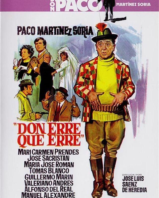 Don Erre que erre (1970, José Luis Sáenz de Heredia)