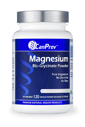 CanPrev Magnesium BiGlycinate Powder