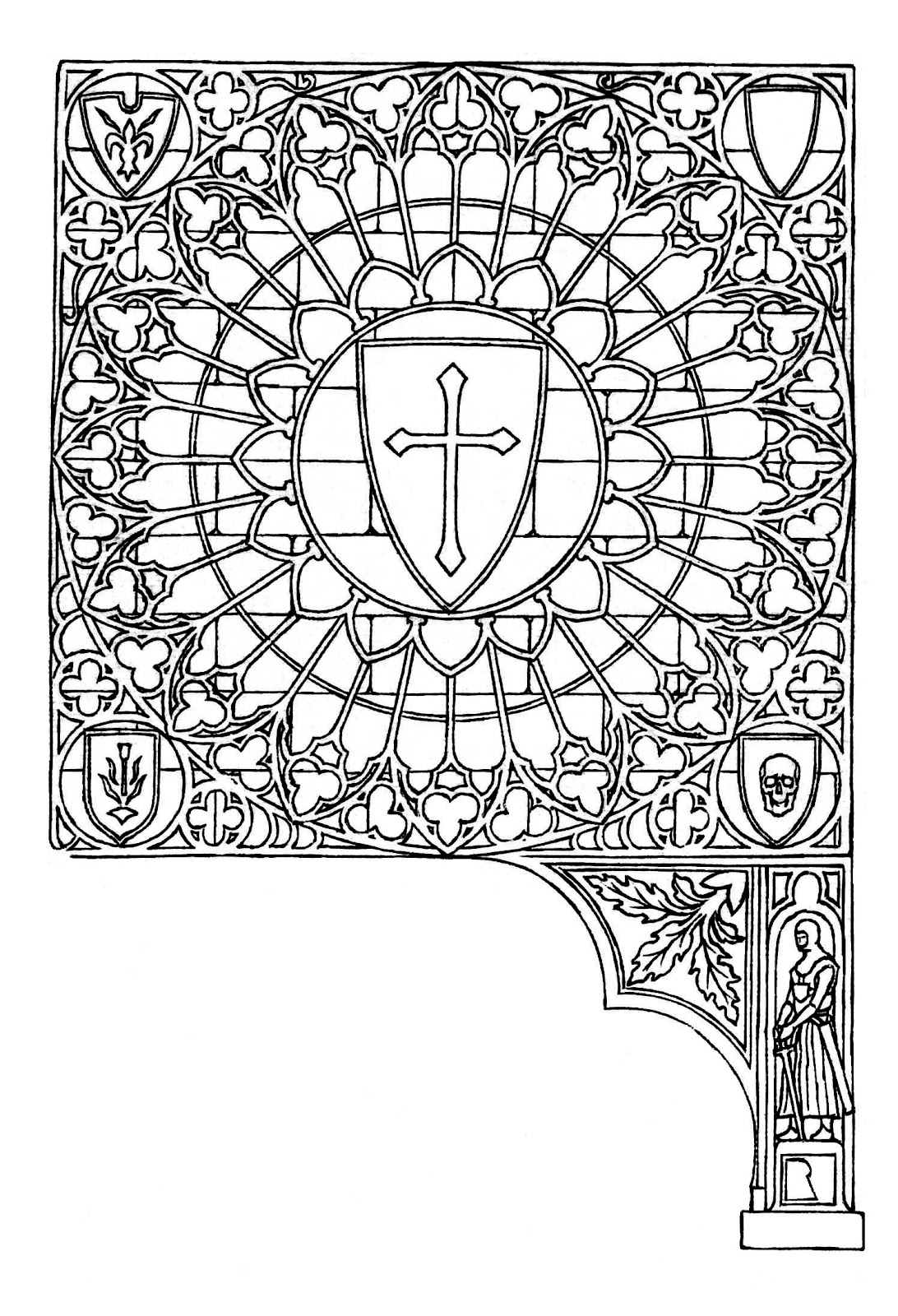 GÓTIKUS SAROKDÍSZ II (WITCHES V).jpg