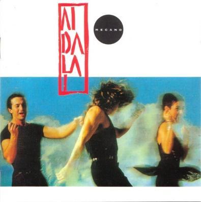 Mecano - Aidalai (1991, Vinyl) | Discogs