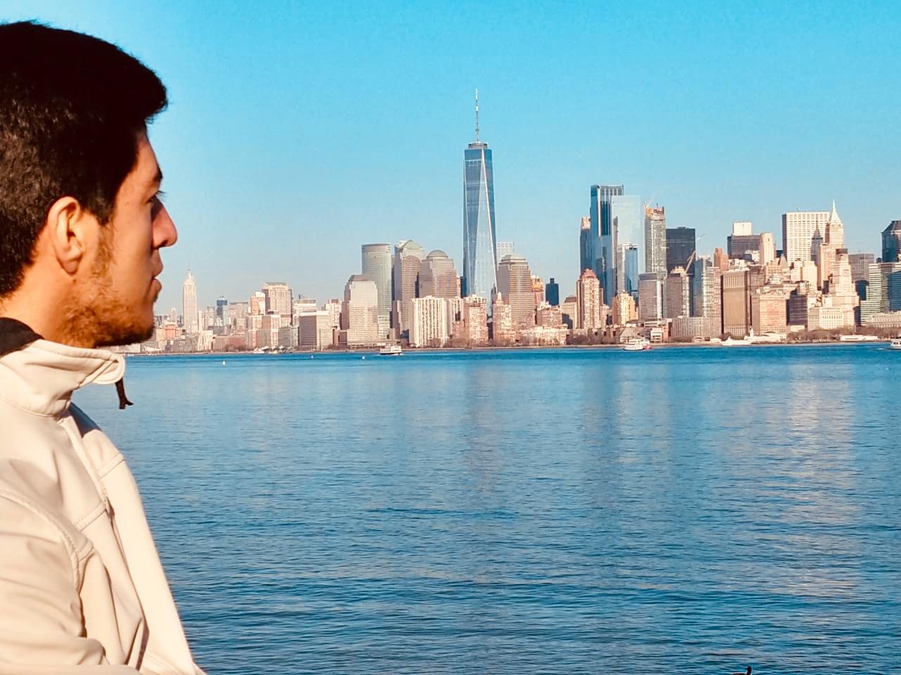 como aprender inglés viajando en Nueva York New York