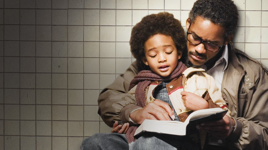 5 sales movies you need to watch today: the pursuit of happyness