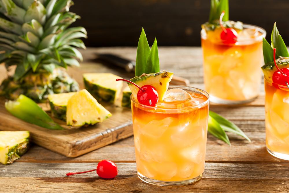 Tropical Cocktails for Summer - Mai Tai