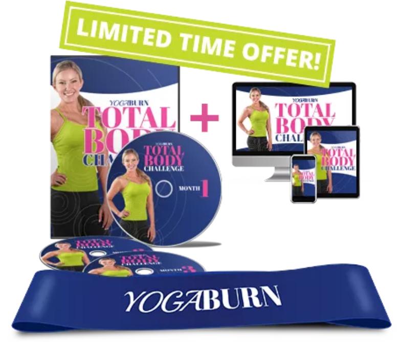 O Total Body Challenge concentra-se no corpo inteiro do cliente com treinamento de resistência de baixo impacto.