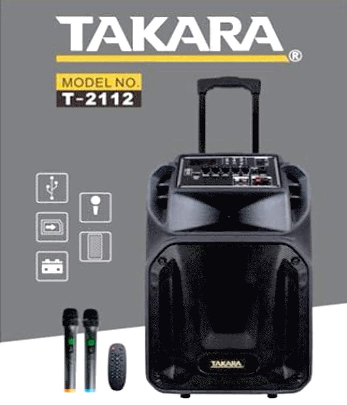 Takara Speaker Trolley Karaoke Best Karaoke Machines