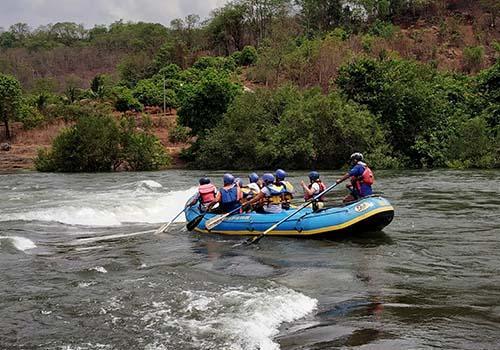 Kolad Bungalow Stay | Rock Hill adventure Resort | Kolad River Rafting