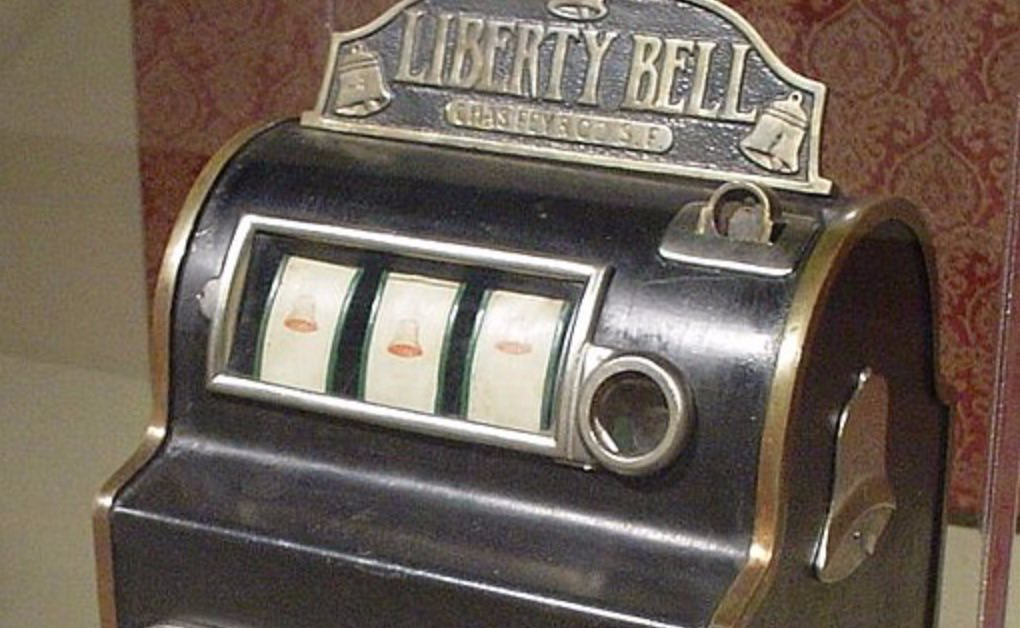 The Liberty Bell Slot Machine