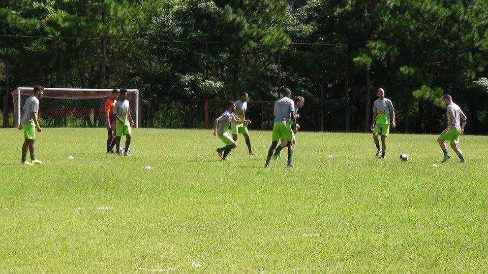 A imagem pode conter: uma ou mais pessoas, pessoas praticando esportes, grama, árvore, atividades ao ar livre e natureza