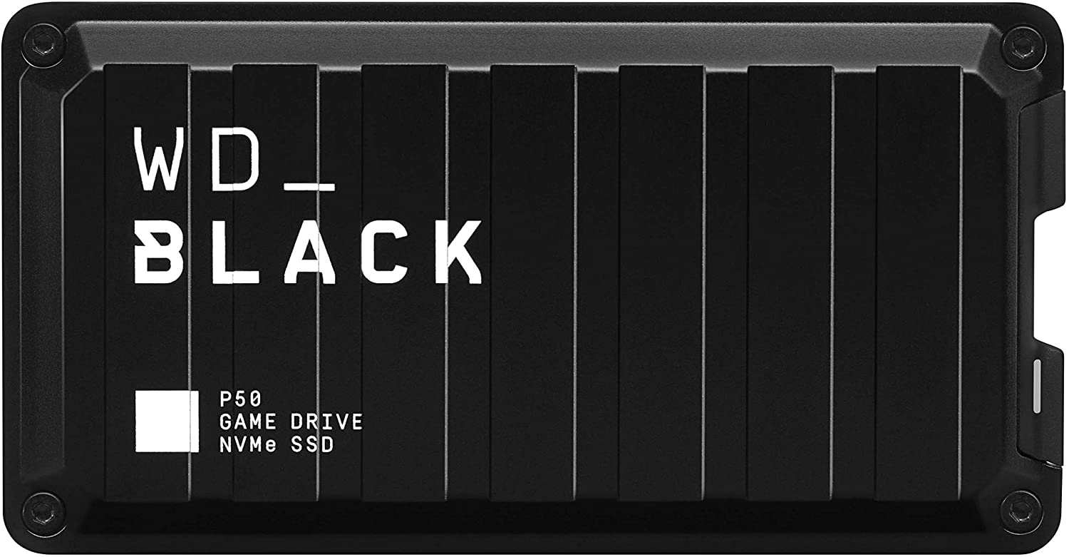 WD Black P50 Game Drive