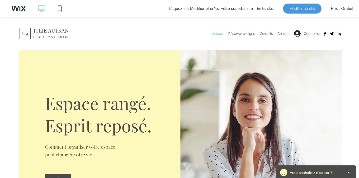 Comment créer un site web? | Créez votre site internet 4