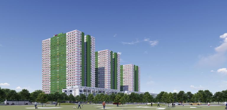 Khu nhà ở xã hội IEC Thanh Trì – dự án đô thị văn minh, hiện đại