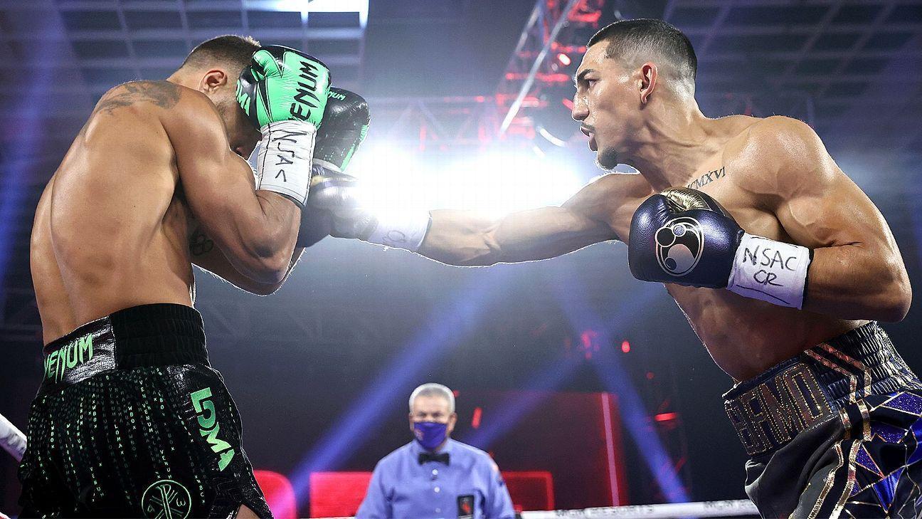 Boxing stardom fits Teofimo Lopez, the man who toppled Vasiliy Lomachenko